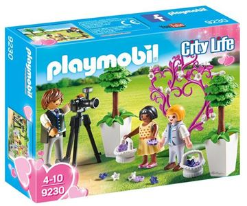 Picture of Playmobil - Flower Children & Photographer