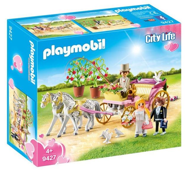 Picture of Playmobil - Wedding Carriage