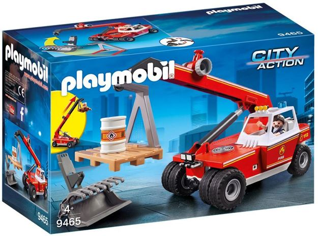 Picture of Playmobil - Fire Crane
