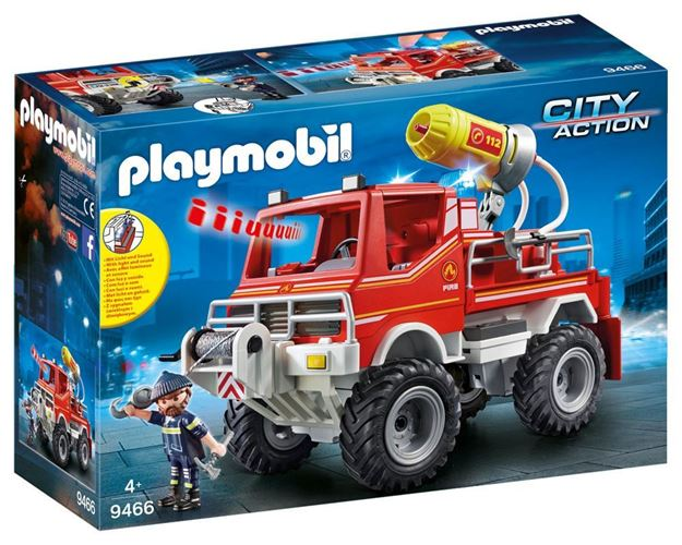 Picture of Playmobil - Fire Truck