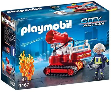 Picture of Playmobil - Fire Water Cannon