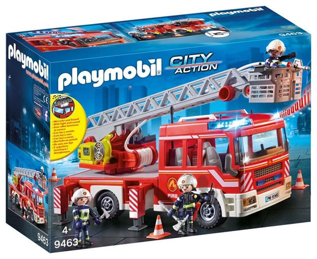 Picture of Playmobil - Fire Ladder Unit