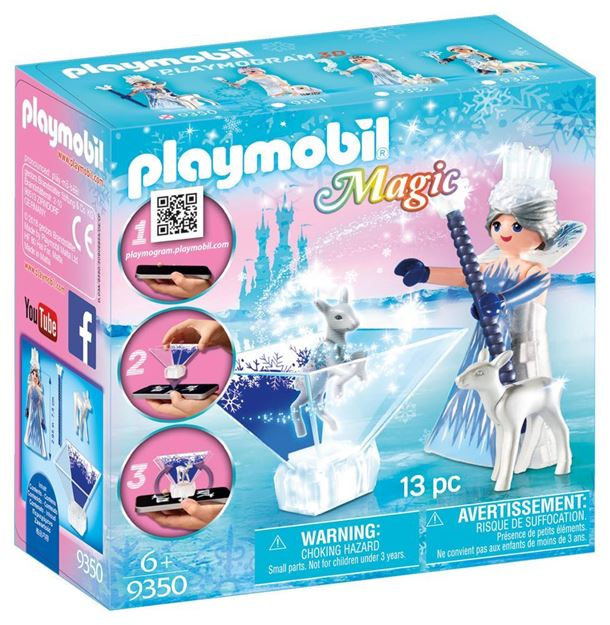 Picture of Playmobil - Ice Crystal Princess