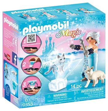 Picture of Playmobil - Winter Blossom Princess