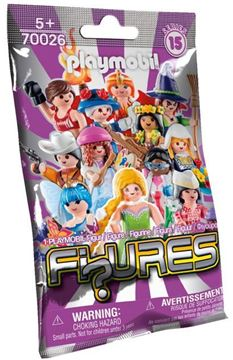 Picture of Playmobil - Series 15 Girls Blind Bags