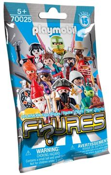 Picture of Playmobil - Series 15 Boys Blind Bags