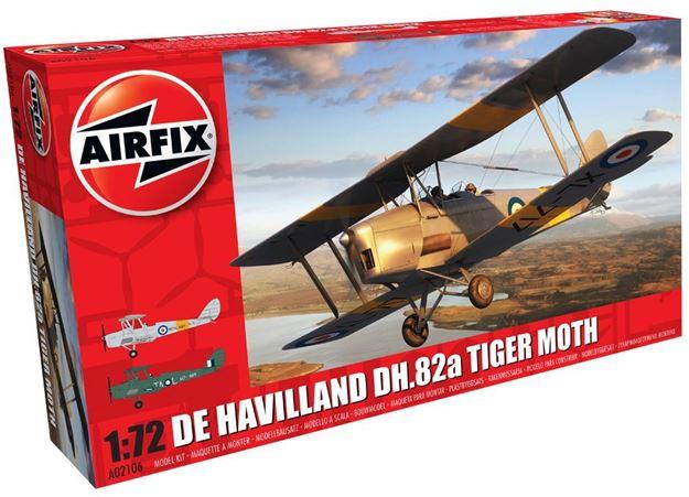 Picture of Airifx - De Havilland Tiger Moth