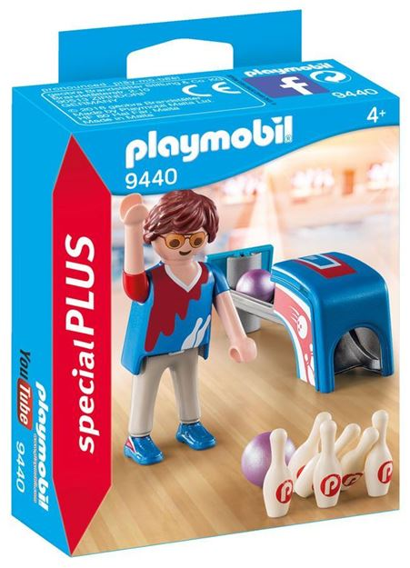 Picture of Playmobil - Bowler
