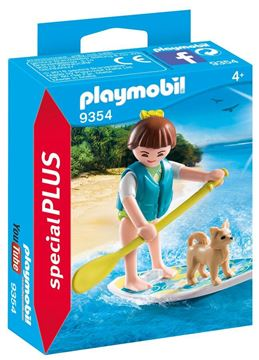 Picture of Playmobil - Paddle Boarder