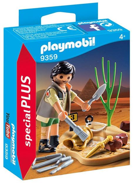 Picture of Playmobil - Archaeologist