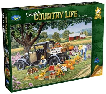 Picture of Holdson Puzzle - Living A Country Life (Home Grown)