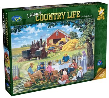 Picture of Holdson Puzzle - Living A Country Life (Our Daily Bread)
