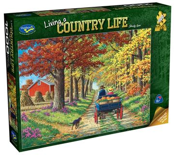 Picture of Holdson Puzzle - Living A Country Life (Shady Lane)