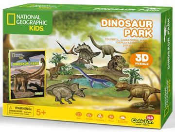 Picture of 3D Puzzle - Dinosaur Park