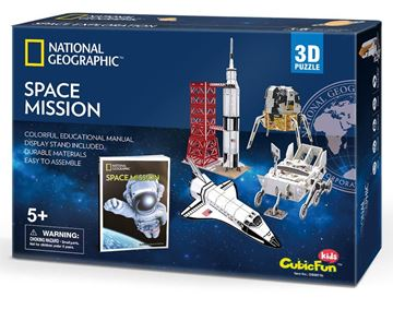 Picture of 3D Puzzle - Space Mission