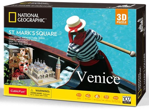 Picture of 3D Puzzle - Venice - St Marks Square