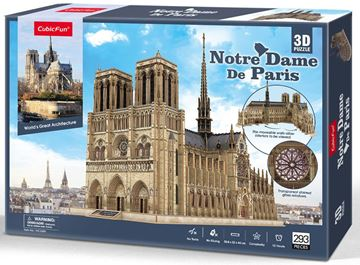 Picture of 3D Puzzle - Notre Dame de Paris