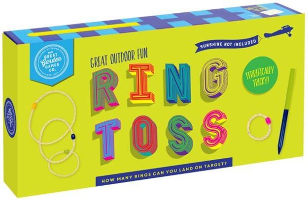 Picture of Professor Puzzle - Ring Toss (Outdoor Fun)