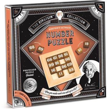 Picture of Professor Puzzle - Number Lock