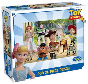 Picture of Holdson Puzzle - Toy Story 4 100pc XL (Someone Call For Toys?)
