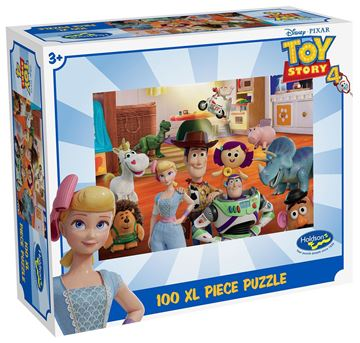 Picture of Holdson Puzzle - Toy Story 4 100pc XL (Toys At Play)