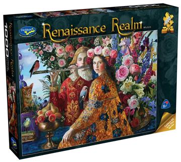 Picture of Holdson Puzzle - Renaissance Realm S2 1000pc (Music)