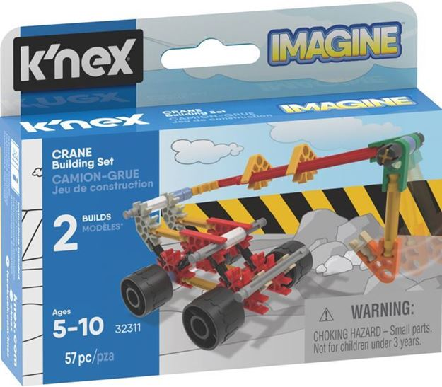 Picture of Knex - Crane Micro 38pc Building Set