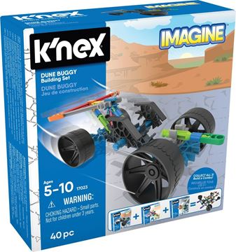Picture of Knex - Dune Buggy 40pc Set