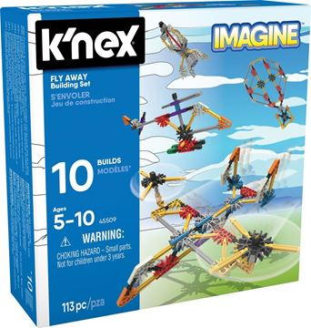 Picture of Knex - Fly Away 113pc Set