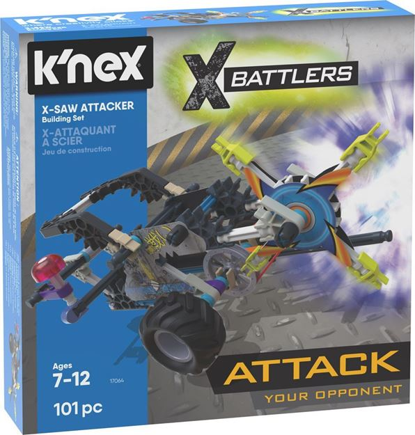Picture of Knex - X-Battlers X-Saw