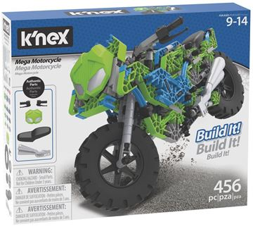 Picture of Knex - Mega Motorcycle