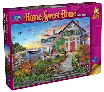 Picture of Holdson Puzzle - Home Sweet Home S2 1000pc (Coastal Escape)