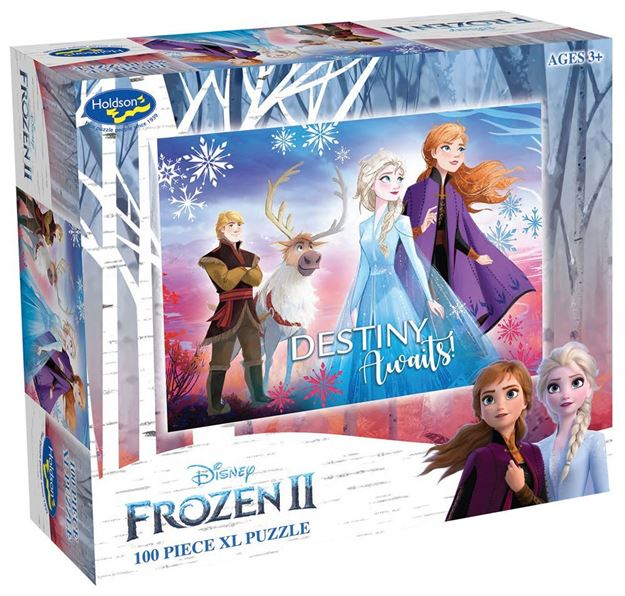 Picture of Holdson Puzzle - Frozen II 100pc XL - Destiny Awaits