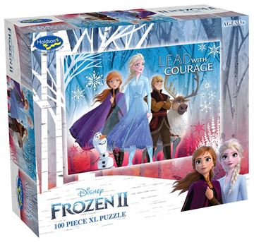 Picture of Holdson Puzzle - Frozen II 100pc XL - Lead With Courage