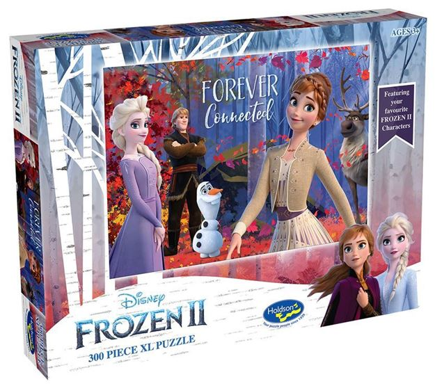 Picture of Holdson Puzzle - Frozen II 300pc XL - Forever Connected