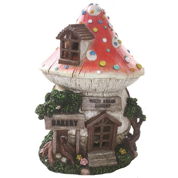 Picture of Cotton Candy Solar House - Fairy Bread Bakery