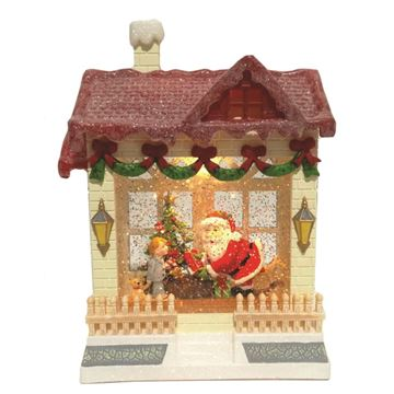 Picture of Cotton Candy - Santa, Child & Gift House
