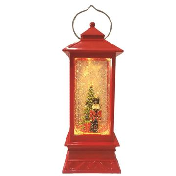 Picture of Cotton Candy Red Lantern - Toy Soldier & Tree