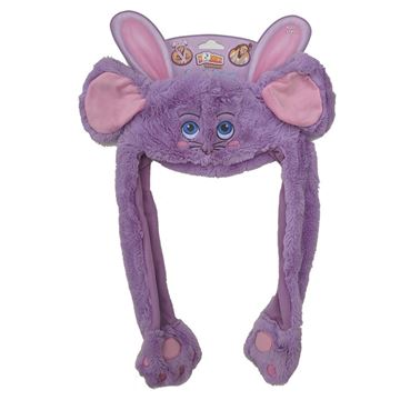 Picture of Doolallie Flappers - Purple Mouse