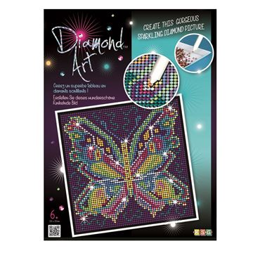 Picture of Diamond Art - Butterfly