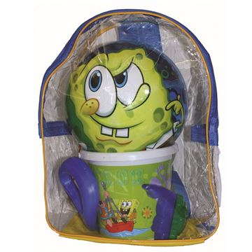 Picture of Beach Activity Set - Spongebob