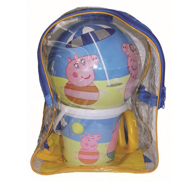 Picture of Beach Activity Set - Peppa