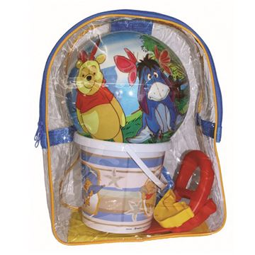 Picture of Beach Activity Set - Pooh