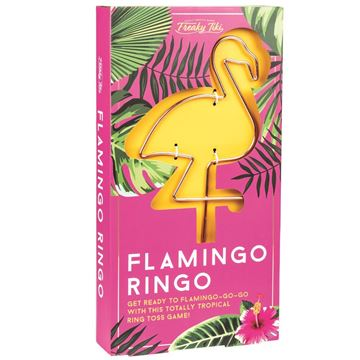 Picture of Professor Puzzle - Flamingo Ringo (Freaky Tiki)