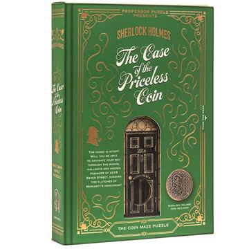 Picture of Professor Puzzle - Case of the Priceless Coin
