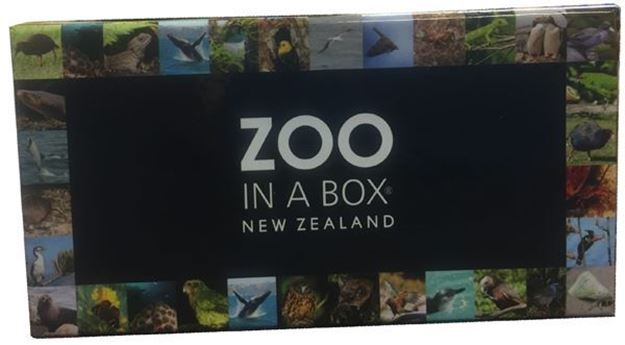 Picture of Game - Zoo In A Box