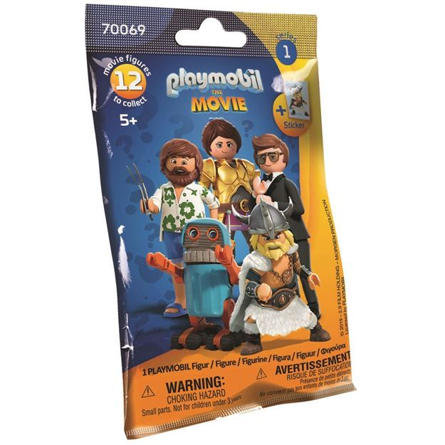 Picture of Playmobil - Movie Figures - Blind Bag Series 1
