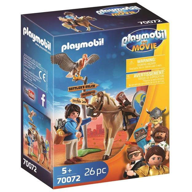 Picture of Playmobil - Marla with Horse