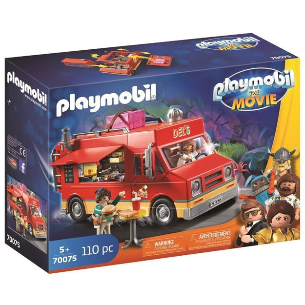 Picture of Playmobil - Del's Food Truck