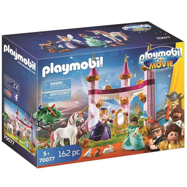 Picture of Playmobil - Fairytale Palace with Marla & Fairy Godmother